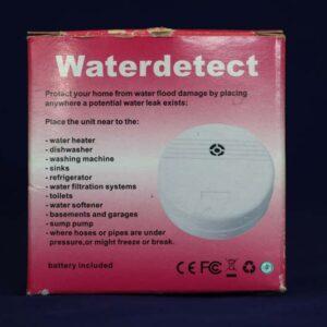 Water Leak Detector & Alarm