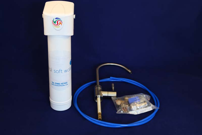 Spectrum Drinking Water Filter Kit Total Soft Water