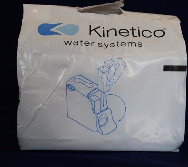 Water softener block salt (bag of 2x blocks)