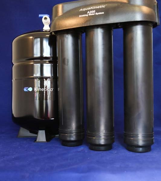 Kinetico K2 Reverse Osmosis Pure Drinking Water System