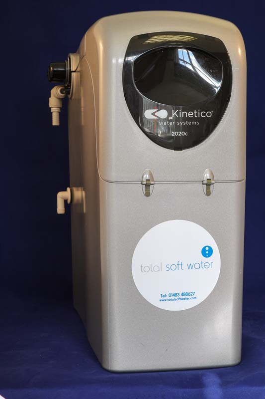 Kinetico Fully Refurbished Water Softeners Total Soft Water